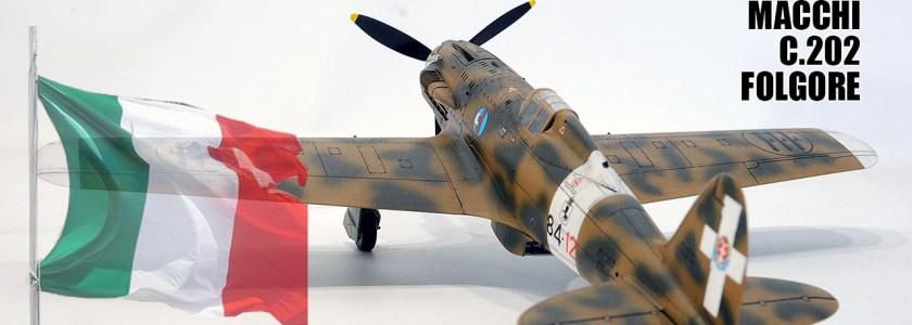 AMI Macchi C.202 Folgore