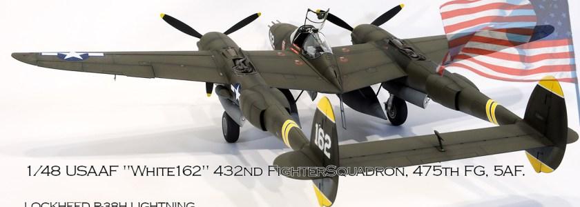 USAAF Lockheed P-38H Lightning