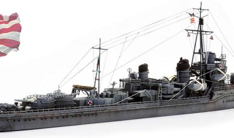 IJN Shiratsuyu Class DD Murasame