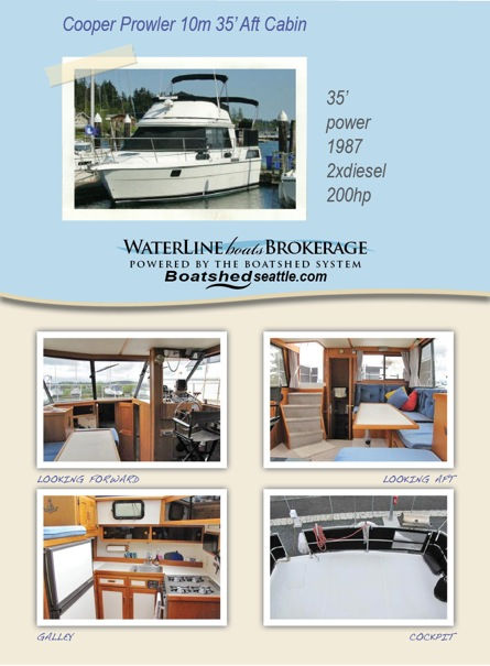 Featured Boat Of The Week Cooper Prowler 10m 35 Aft