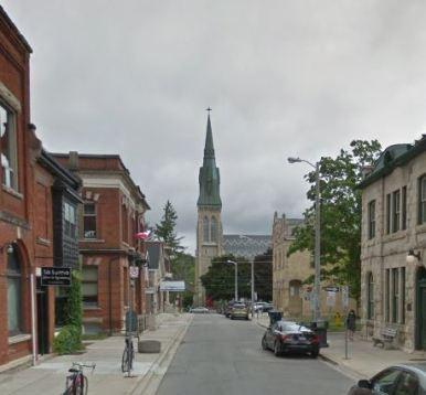 St George Church Guelph