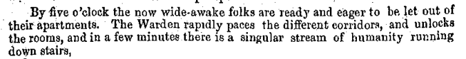 """""""A Day at the Waterloo Poor House"""", a Lecture Delivered by William Jaffray 1871; Source: Region of Waterloo Archives"""