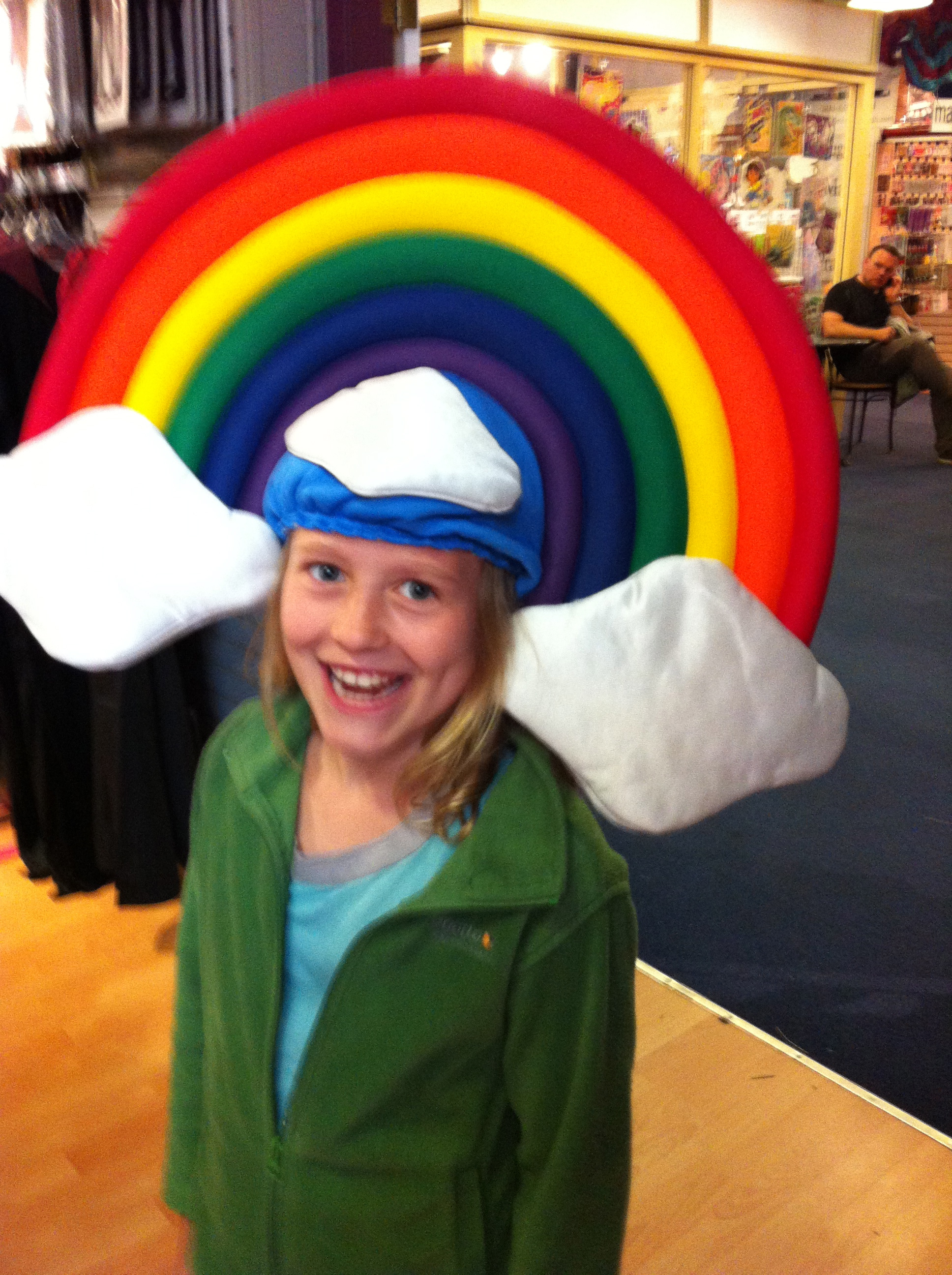 Vancouver Aquarium and a lot of silly hats with Rufus and Liz  The Waterlows On Tour