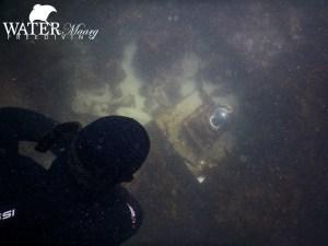 Pope's Eye underwater camera