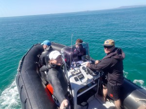 Freediving Charter Boat Melbourne