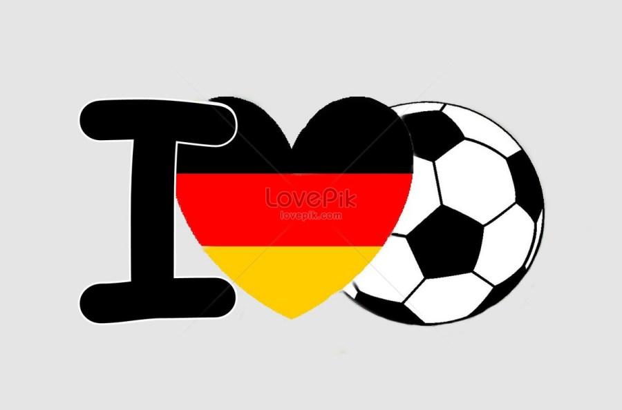 tôi yêu bóng đá Đức