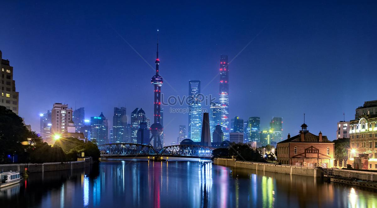 上海陸家嘴建築羣圖片素材-JPG圖片尺寸5253 × 2901px-高清圖片500691412-zh.lovepik.com