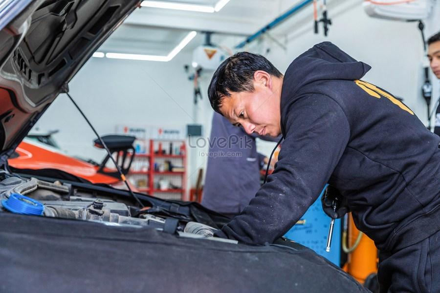 chuyên sửa chữa ô tô sửa xe