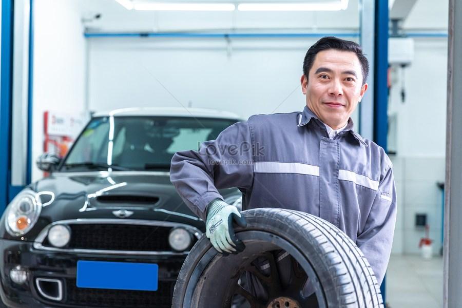 dịch vụ sửa lốp xe ô tô