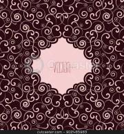 swirl design stock vector