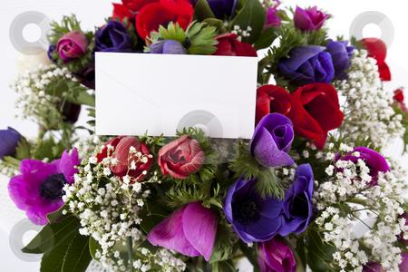 Wedding Card Wallpaper Hd Beautiful Bouquet Of Flowers Stock Photo