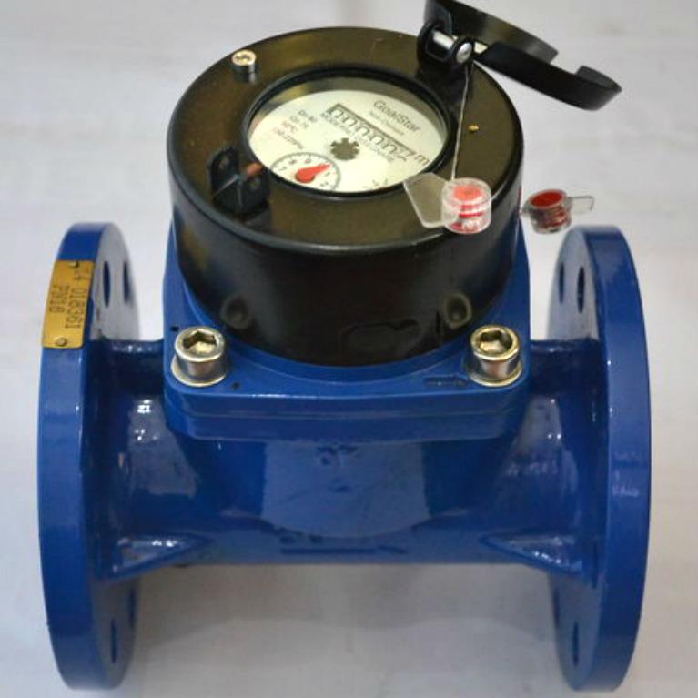 non-clog waste water flow meter