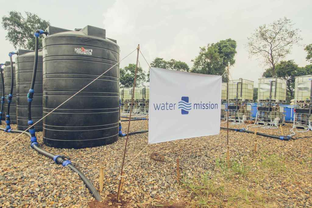 Water Mission treatment systems