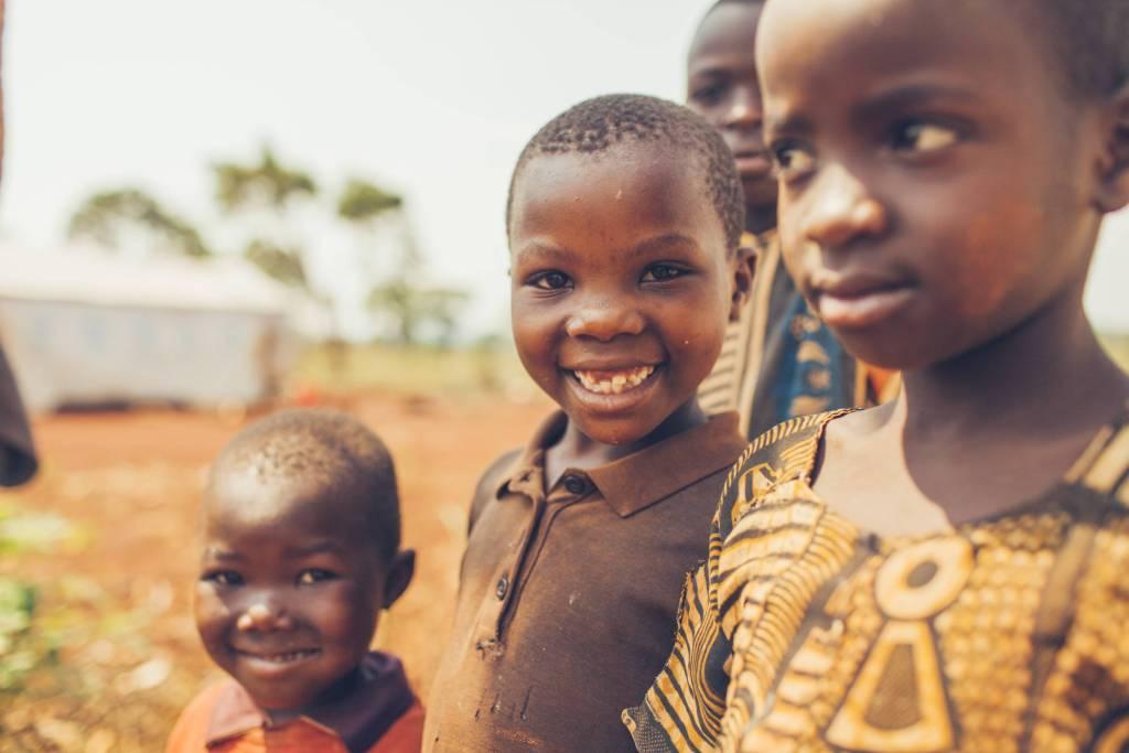 Pastor Etienne's Children