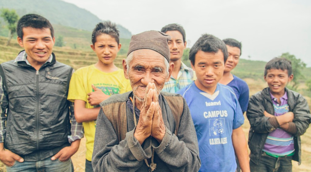 Water Mission in Nepal - Bobby Neptune