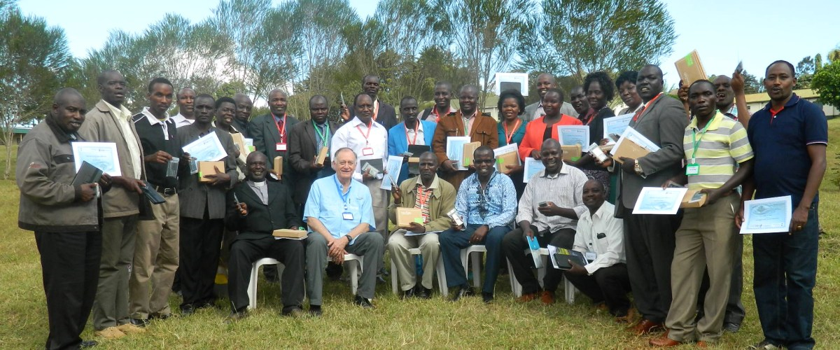 Pastors Conference, Kenya, Water Mission and In Touch Ministries
