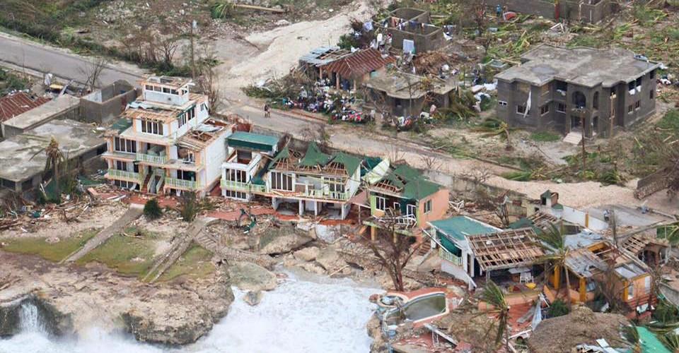 Hurricane Matthew leaves devastation in Port Salut, Haiti | Water Mission