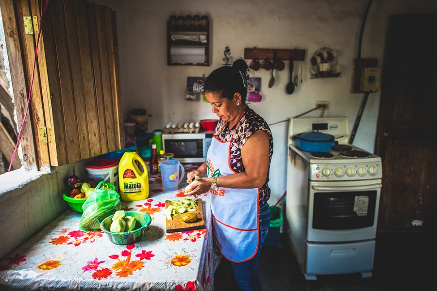 Ubelia now cooks with safe water!