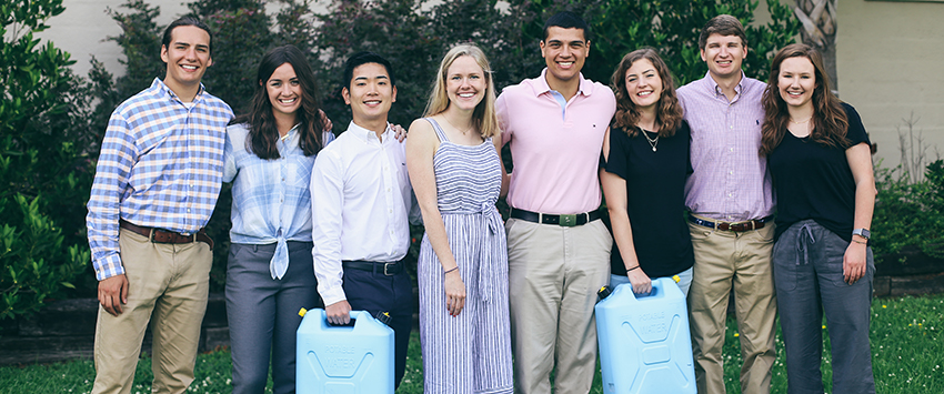 Meet our 2018 summer interns!
