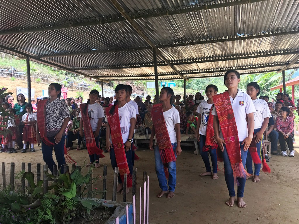 Lae Hundulan Commissioning Celebration