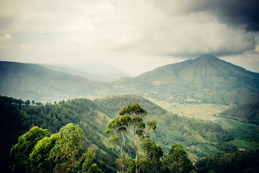 Safe water brings transformation in North Sumatra, Indonesia.