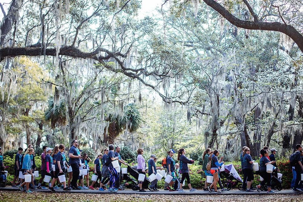 2018 Charleston Walk for Water