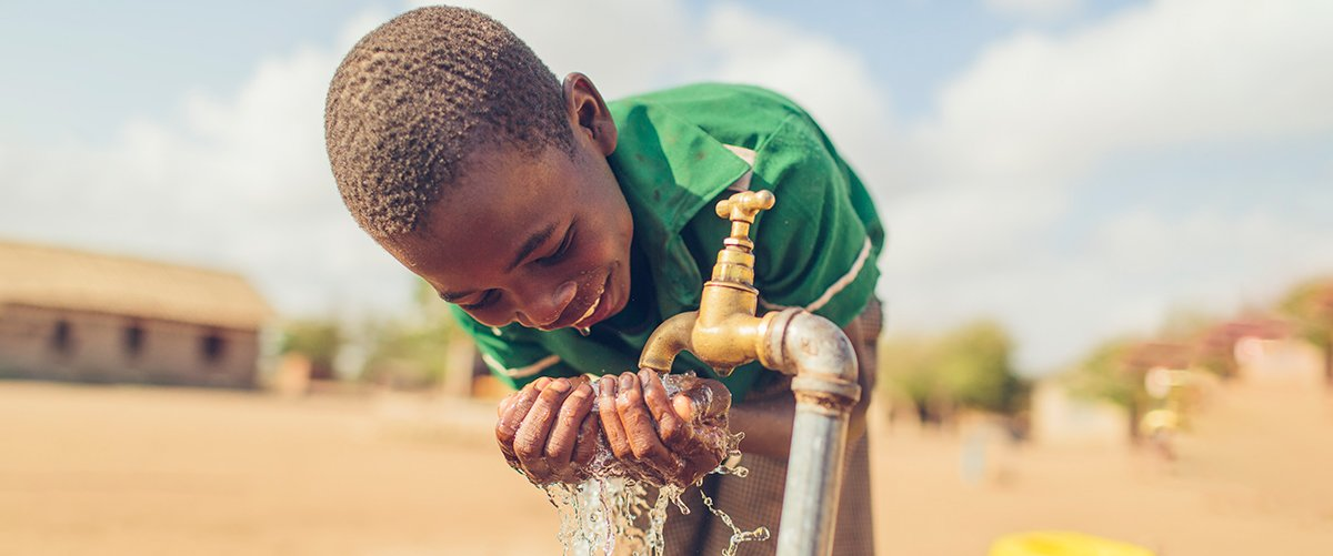 World Water Day: Leaving no one behind