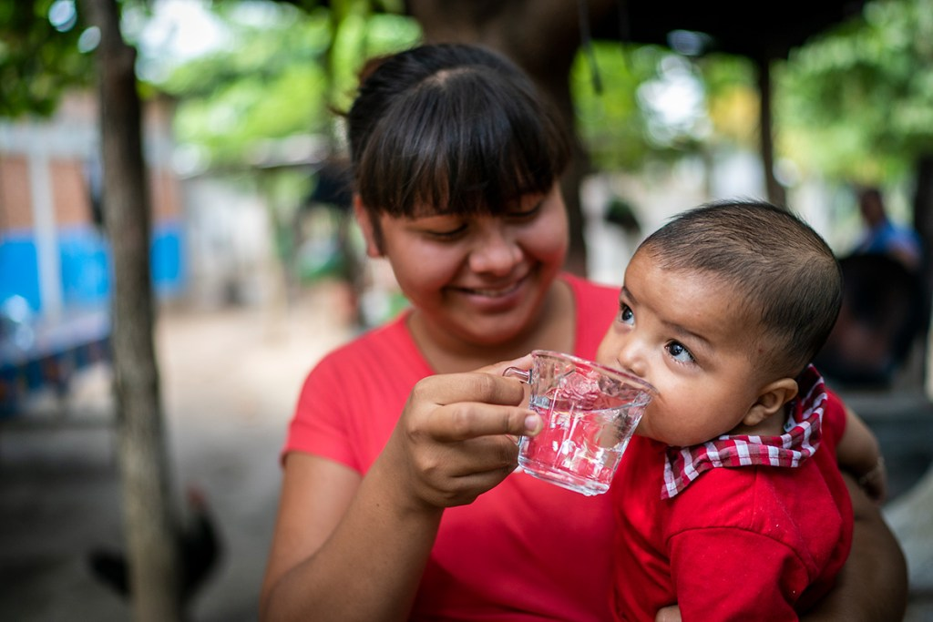 Safe water in Mexico