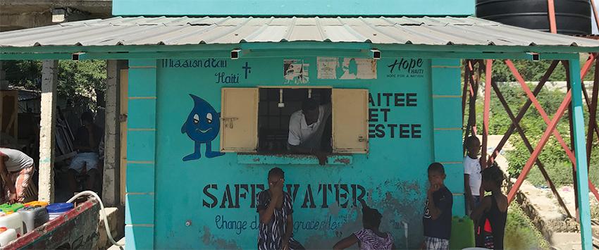 Lafiteau, Haiti