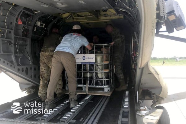 Disaster Response Photos
