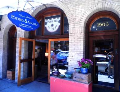 Penn Ave Pottery & Gallery