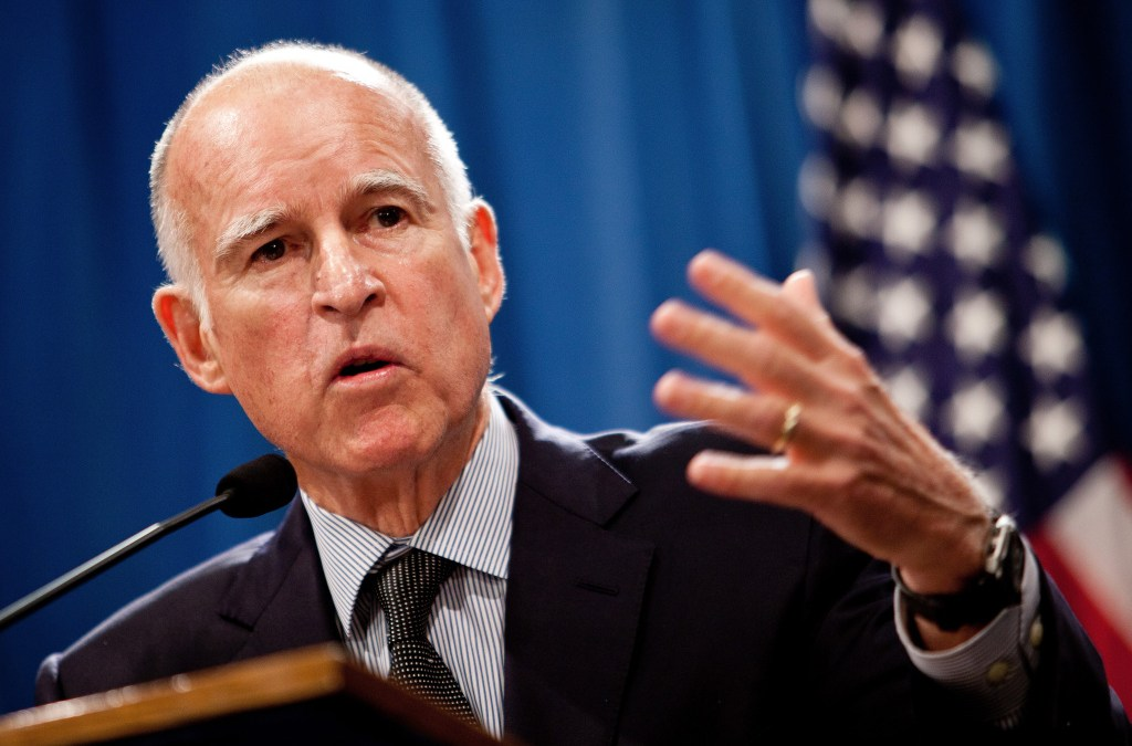 Gov. Brown Gets Real at Ceres