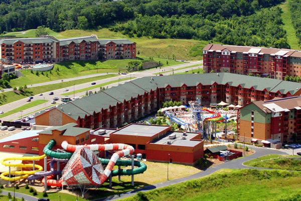 Sevierville Tn Hotels Indoor Water Park