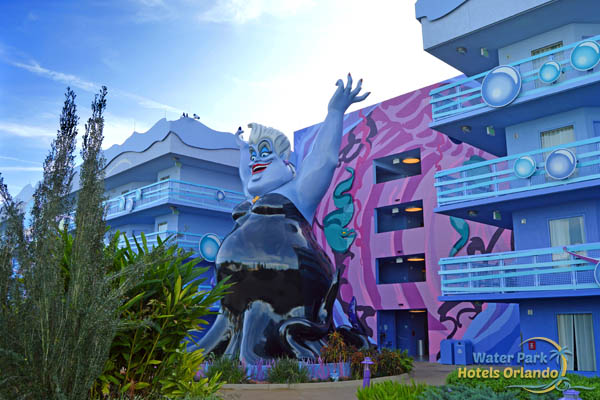 Disney Art Of Animation Resort Rooms Water Park Hotels