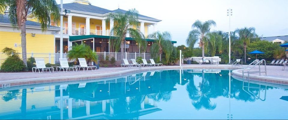 View of a Pool at the Bahama Bay Resort in Orlando Fl 960
