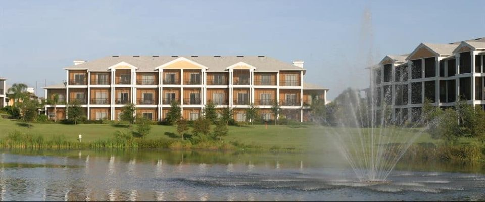 View of the Bahama Bay Resort from the Lake in Davenport Fl 960