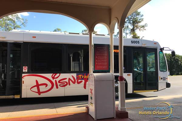 Disney S Caribbean Beach Resort Shuttle Service