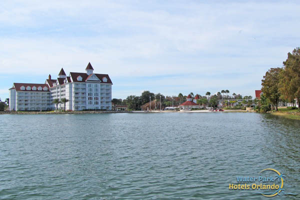 Disney S Grand Floridian Location And Map Close To The