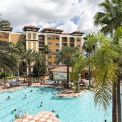 Orlando Hotels With Full Kitchen White Wooden Chairs 3 Bedroom Suites In | Water Park