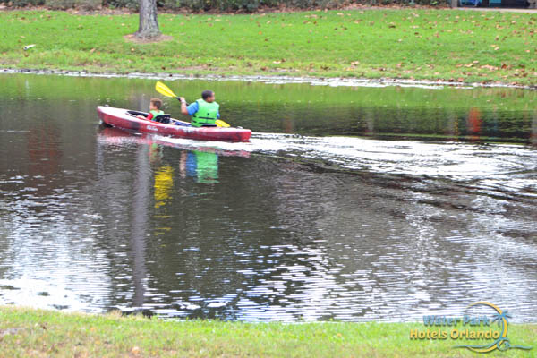 Disney S Fort Wilderness Resort Kayak Rentals