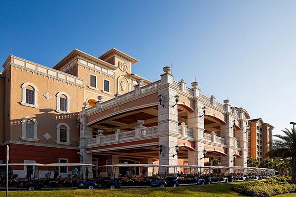 Westgate Town Center Resort Orlando Front View