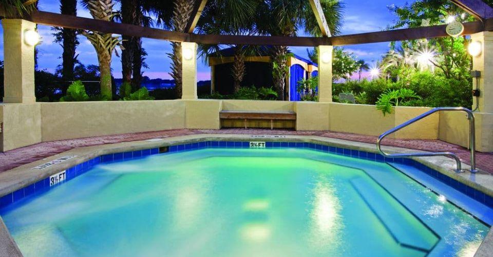 Shallow Water Boats >> Holiday Inn Orlando Orange Lake Resort Pool - Water Park
