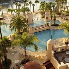 Outdoor Kitchens Orlando Natural Stone Backsplash Kitchen Marriott Grande Vista Pool - Heated In Fl