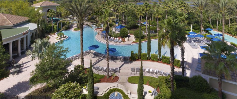 Overview of the Family Pool at the ChampionsGate Omni Orlando 960