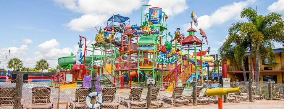 Outdoor Water Park at the Coco Key Resort full of Water Slides and fun 960
