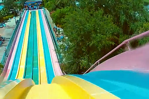 Aquatica Orlando Water Slides Water Park Hotels Orlando