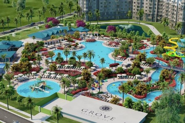 The Grove Resort Orlando Surfari Water Park