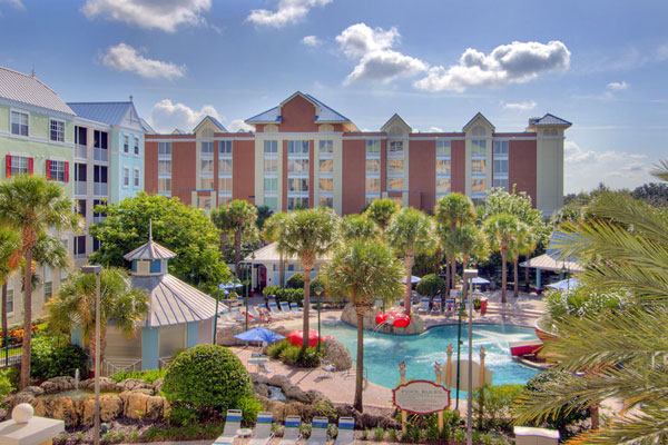 Calypso Cay Resort Vacation Villas Orlando 1 2 And 3