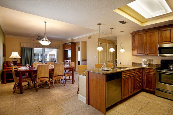 hotels with kitchens in las vegas cost of kitchen countertops westgate town center villas floorplans and pictures ...