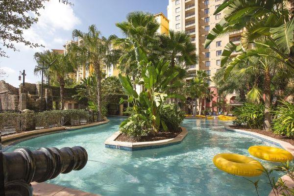 Wyndham Bonnet Creek Resort 5 Pools 2 Lazy Rivers 2
